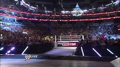 Ryback vs. David Otunga: Raw, March 18, 2013