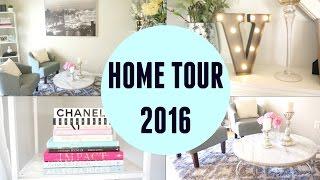 My Home Tour! Homegoods, Ikea, Zgallerie, Tj Maxx, CB2