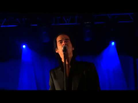 Nick Cave & The Bad Seeds - We No Who U R - Live in Paris, Trianon, 11/02/2013