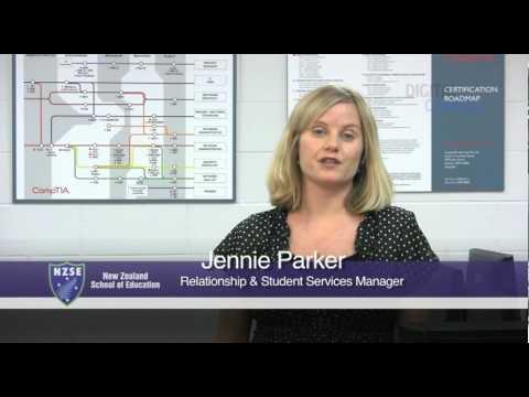 New Zealand School of Education - Jennie Parker