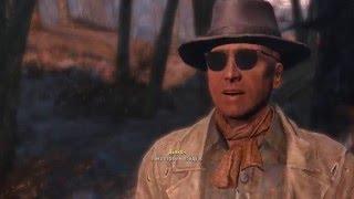 Играем в Fallout 4 часть 40 - Агентурная работа или старая база Подземки. СПАСИТЕЛЬ .