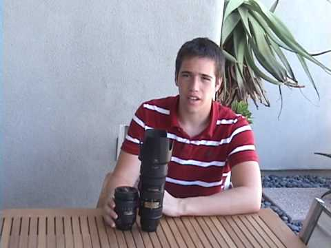 Nikon 18-200mm VR II vs. Nikon 18-200mm VR