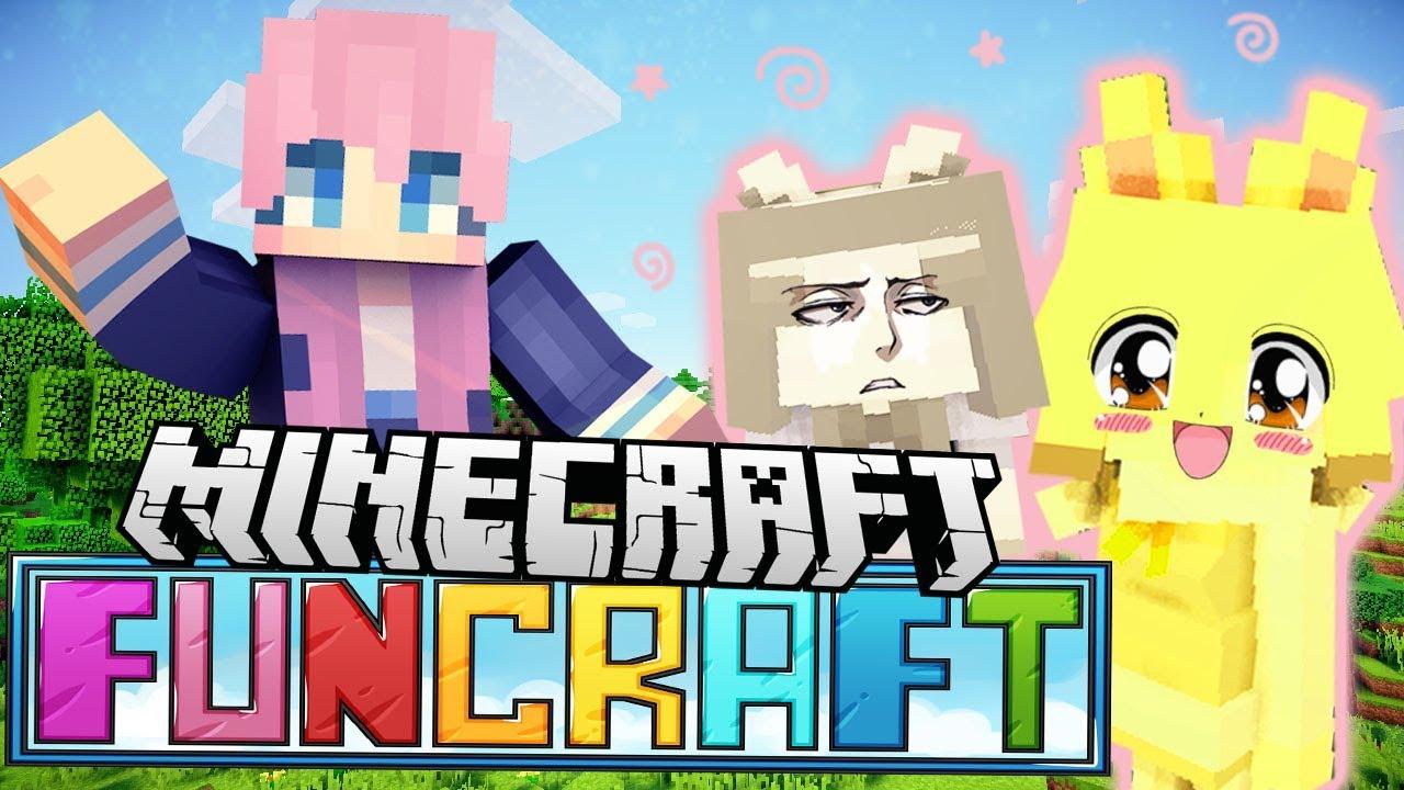 Adopting Animal Girls | Ep. 5 | Minecraft FunCraft
