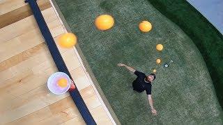 Ping Pong Trick Shots 5   Dude Perfect