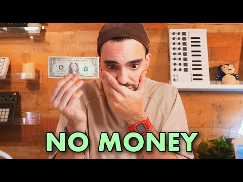 you'll never make money as a music producer / creative person