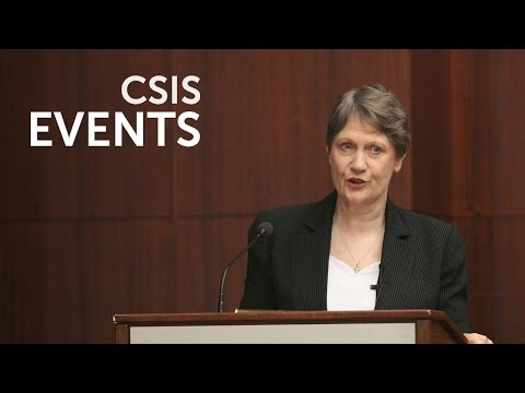 Statesmen's Forum: Helen Clark, UN Development Program Administrator