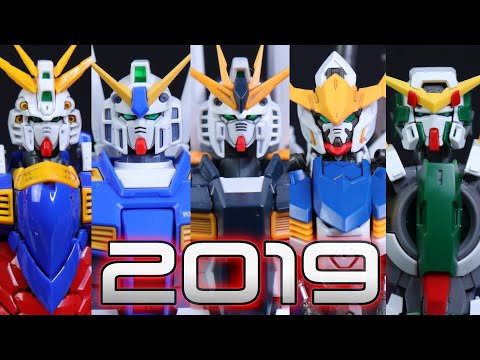 BEST GUNDAM GUNPLA KITS OF 2019