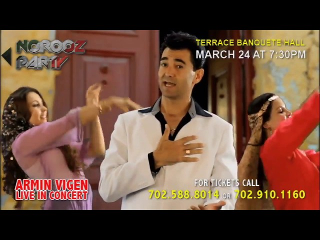 Mer Show - Armin (Vigen) Armenian