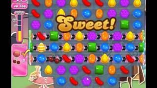 Candy Crush Saga Level 551 No Booster