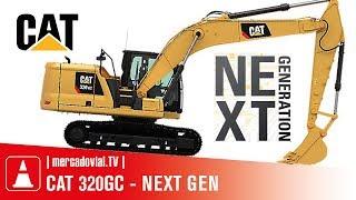 NUEVAS Excavadoras Caterpillar 320GC NEXT GENERATION | Finning Sudamérica
