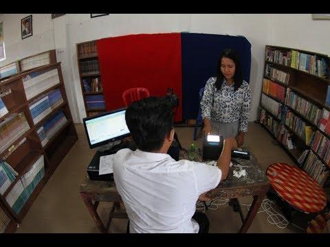 VIDEO Siswa Dan Siswi SMA PGRI Pekanbaru Antusias Ikuti Perekaman KTP Elektronik