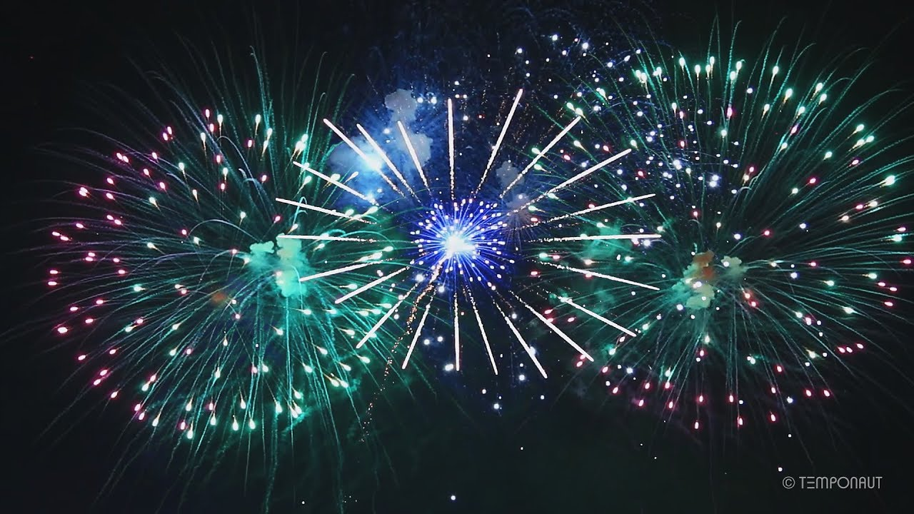10 hours fireworks hd