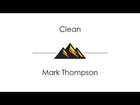Clean | Preparing the Bride - Mark Thompson