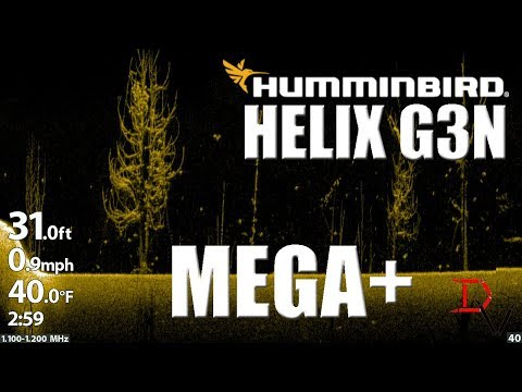 Tips 'N Tricks 234: Humminbird HELIX G3N - MEGA IMAGING Plus +