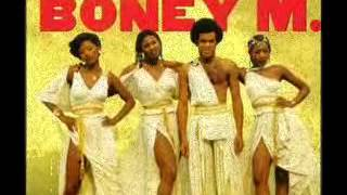 BONEY M - Brown Girl In The Ring Remix '93 (CLUB MIX - RAP VERSION)