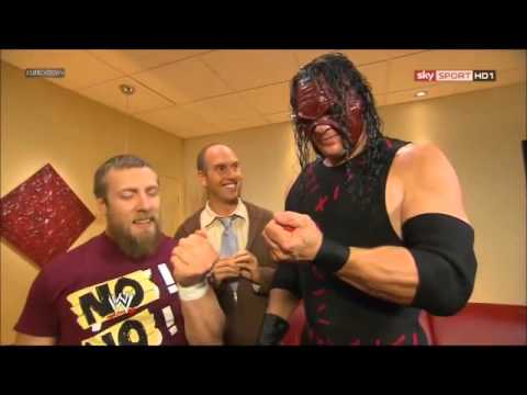 Daniel Bryan and Kane Night of Champions 2012