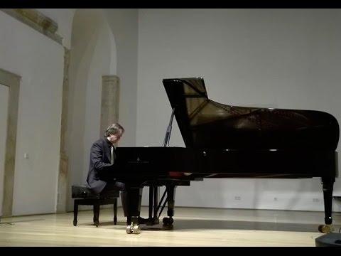Alberto Urroz plays Granados, Goyescas (Lisbon Recital 3/4).