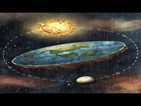 Dokazi Koji Pokazuju Da Je Zemlja Zapravo Ravna Ploča