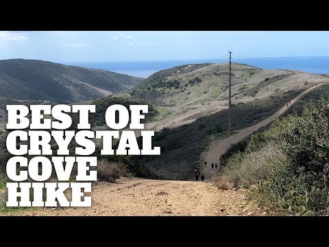 """""""Best Of"""" Crystal Cove Hike"""