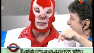El Cantante Enmascarado Celebration- Celebracion