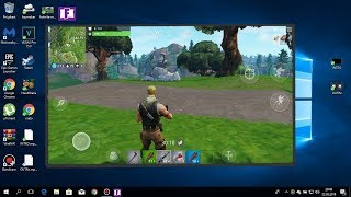 HOW TO DOWNLOAD THE LATEST FORTNITE MOBILE ON PC/COMPUTER