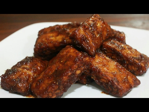 Masakan Jawa Tempe Bacem Resep Dari Jogjakarta