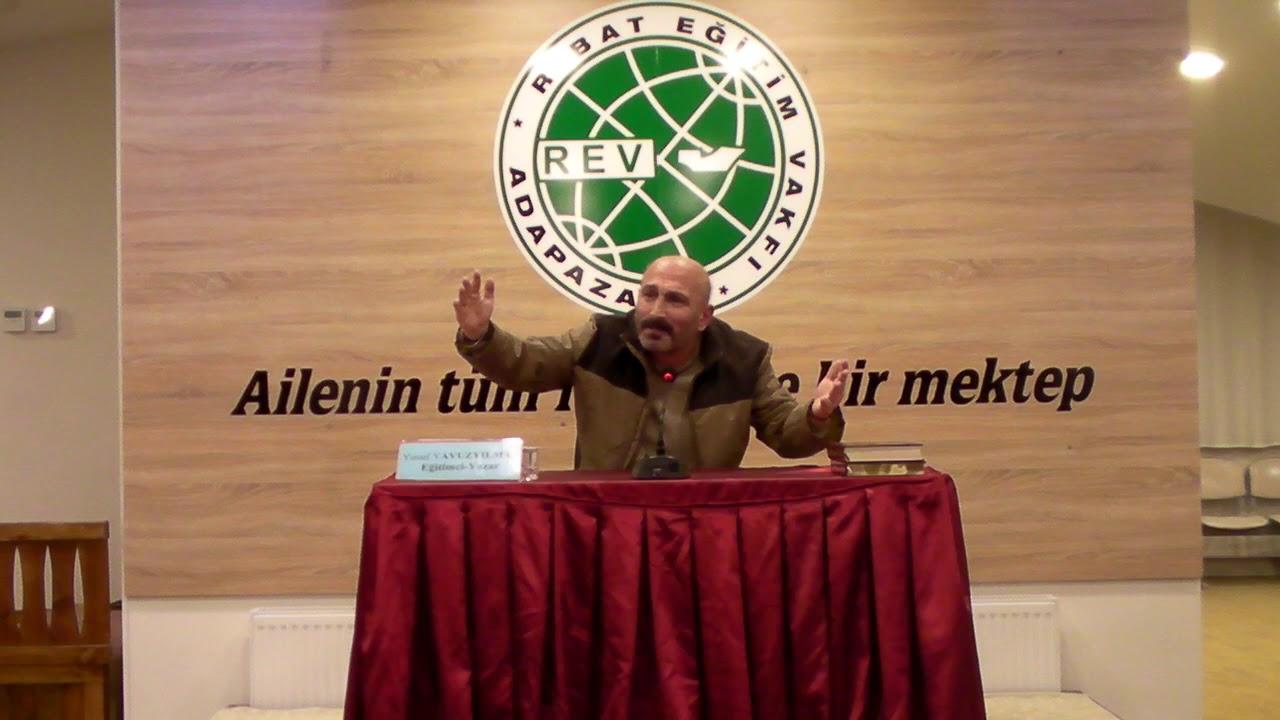 Araçtırmacı Yazar Yusuf YAVUZYILMAZ