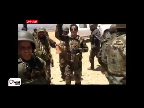 أورينت نيوز | عناصر شيعية تشارك في المعارك ضد الثوار في الغوطة الشرقية
