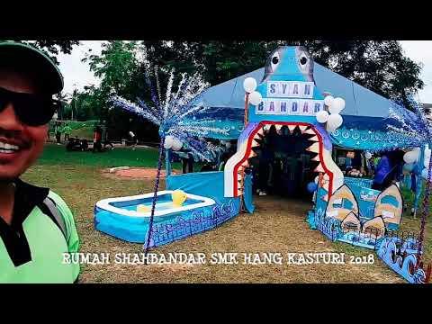 Rumah Syahbandar Sukan Tahunan SMK HANG KASTURI 2018