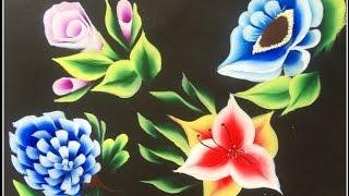 23. Китайская роспись и ее основные элементы.
