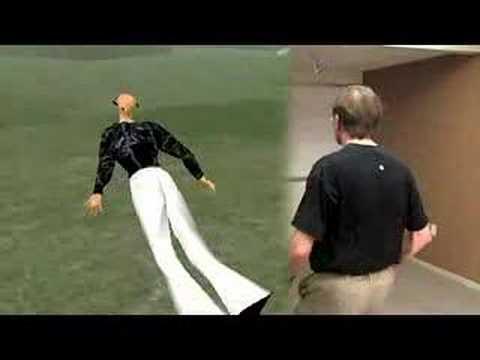 Hands Free 3D: Second Life Navigation Demo