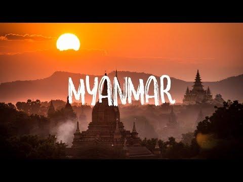 DON'T TRAVEL TO MYANMAR~Travel video (Sam Kolder inspired)