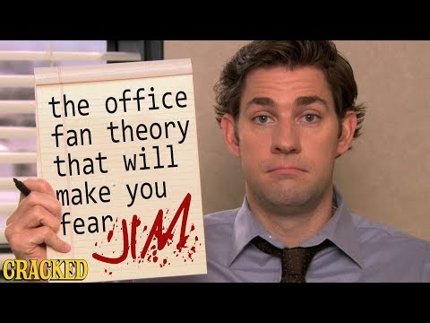 The Office Fan Theory That Will Make You Fear Jim