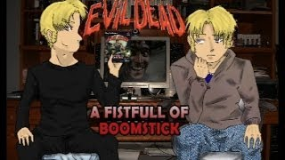 Evil Dead A Fistful of Boomstick (PS2) - Black Sheep Game Reviews