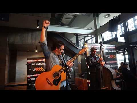 Eye of the Tiger LIVE - The Living End @ Triple M's Hot Breakfast Grand Final Eve Eve 2017-09-28