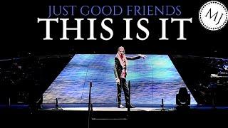 Just Good Friends (ft. Steve Wonder) - Michael Jackson's This Is It Studio Version