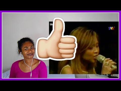 Siti and Other Singers Perfomed Cinta di Akhir Garisan | Reaction