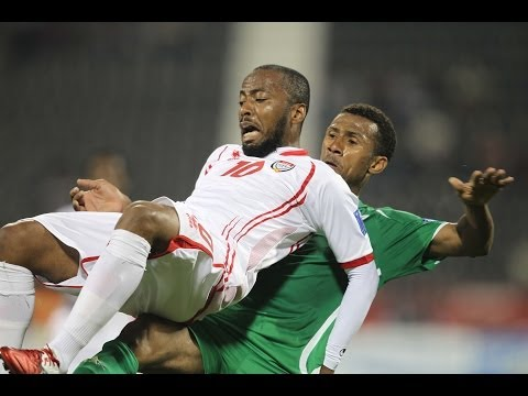 UAE vs Iraq: AFC Asian Cup 2011 (Full Match)