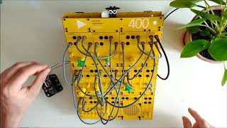 "Teenage Engineering Pocket Operator Modular 400 - ""plant"" jam"