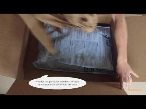 Unboxing Dog Food Ordered Through Amazon