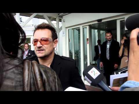 Bono at Oslo Forum 18.06.2012