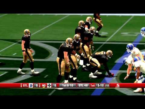All-Pro Football 2K8 - 2009 New Orleans Saints