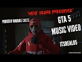 "GTA 5 MUSIC VIDEO: BLOODY FREDDY ""NEW YEARS FREESTYLE"" (ITSREAL85VIDS)"