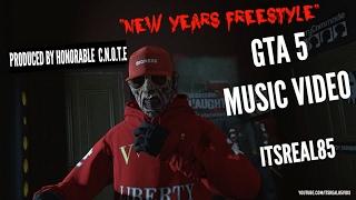 "Baixar GTA 5 MUSIC VIDEO: BLOODY FREDDY ""NEW YEARS FREESTYLE"" (ITSREAL85VIDS)"