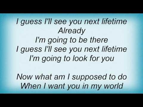 Erykah Badu - Next Lifetime Lyrics