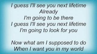 Erykah Badu - Next Lifetime Lyrics