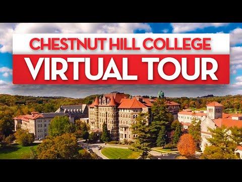 Chestnut Hill College Virtual Tour