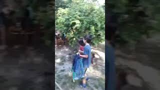 Escola Amanayé - Arco de Flores Rito de Passagem do jardim para o ensino fundamental