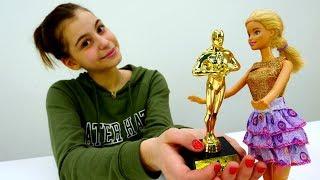 Видео для девочек - кукла Барби устанавливает рекорд