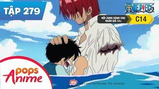 One Piece Tập 279 - Cùng Nhảy Xuống Thác Nào! Cảm Xúc Của Luffy?! - Phim Hoạt Hình Đảo Hải Tặc